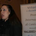 Soprano     Annalisa D'Agosto