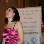 Soprano   Maria Chiara Scarale