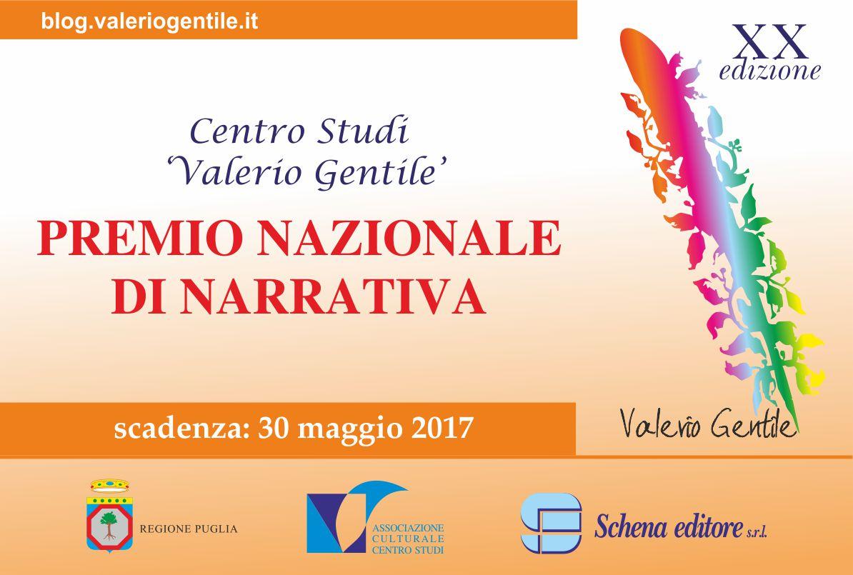 banner sito Narrativa XX ed. proroga