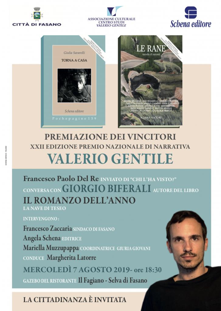 Premio Valerio Gentile - locandina 2019(2)